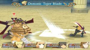 Demonic Tiger Blade (TotA)
