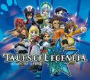 Tales of Legendia Original Soundtrack