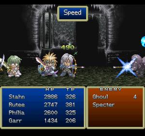 Speed (ToD PSX)