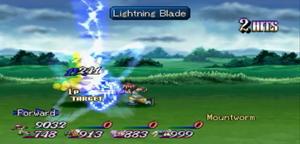 Lightning Blade (ToE)