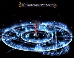 Summon - Water (ToS)