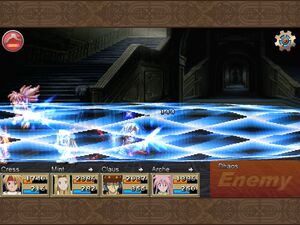 ToP iOS Dhaos Laser