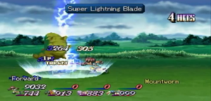 Super Lightning Blade (ToE)