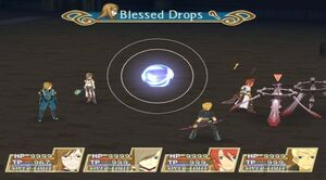Blessed Drops (TotA)