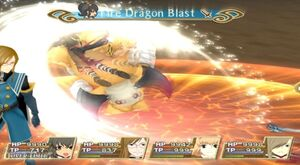 Fire Dragon Blast (TotA)