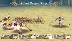 Dual Dragon Surge (TotA)
