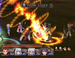 Flame Lance (ToS)