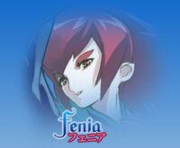 Fenia Portrait