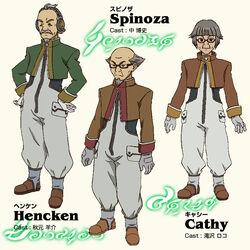 Anime Concept Class I