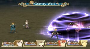 Gravity Well (TotA)