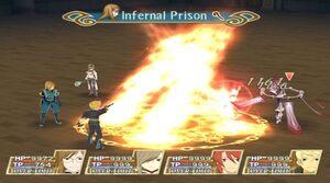 Infernal Prison (TotA)