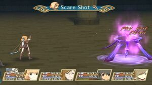 Scare Shot (TotA)