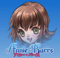 Annie Portrait
