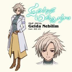 Anime Concept Nebilim