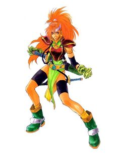 Mary Argent (ToD PSX) 1