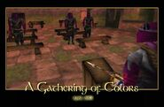 A Gathering of Colors Splash Screen