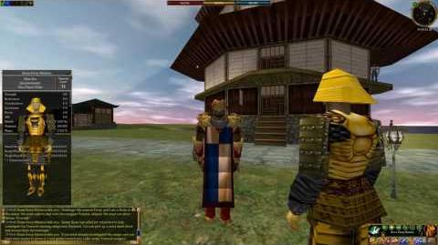 Asheron's Call - Towns- Hebian-to