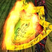 Aegis of the Golden Flame Live