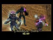 Prodigal Sons Splash Screen