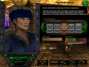 Pre-ToD Character Creation (Appearance)