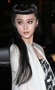 Fan+Bingbing+Long+Hairstyles+Retro+Hairstyle+ngIR4Mu48aRl