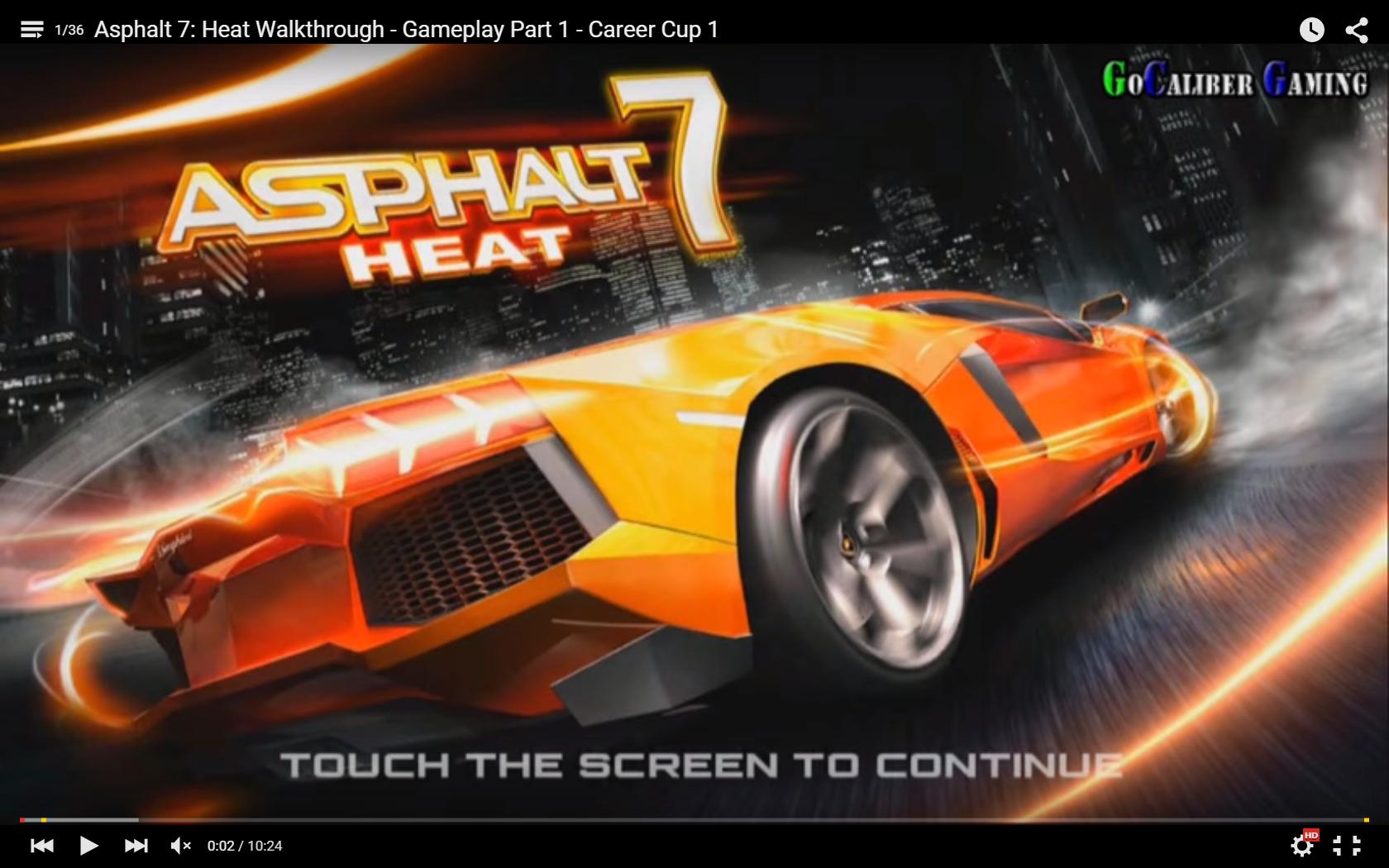 asphalt heat 8
