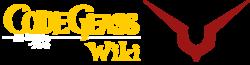 Code Geass Wiki Logo
