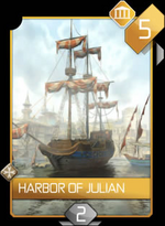 ACR Harbor of Julian