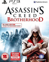 AC Brotherhood The Da Vinci Edition News - - Page 1 Eurogamer.net