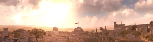 File:Rome Panorama Sunset.jpg