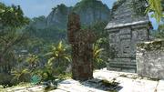 AC4 Mayan Stela