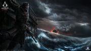 ACRG After the Battle - Concept Art