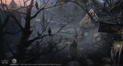 ACRG Sleepy Hollow - Concept Art