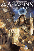 Assassin's Creed 1 (cover variant)