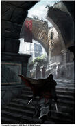 Assassin's Creed Brotherhood Concept Art 013