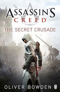The Secret Crusade - cover