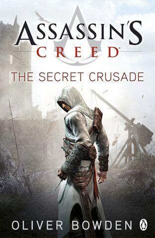 File:The Secret Crusade - cover.jpg
