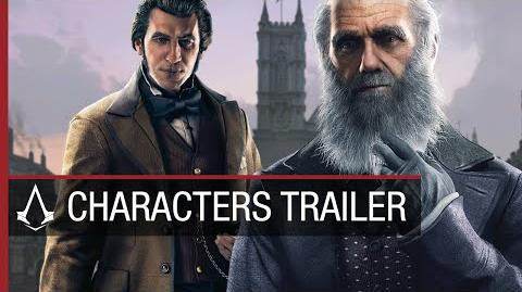 Assassin's Creed Syndicate Historical Characters Trailer US