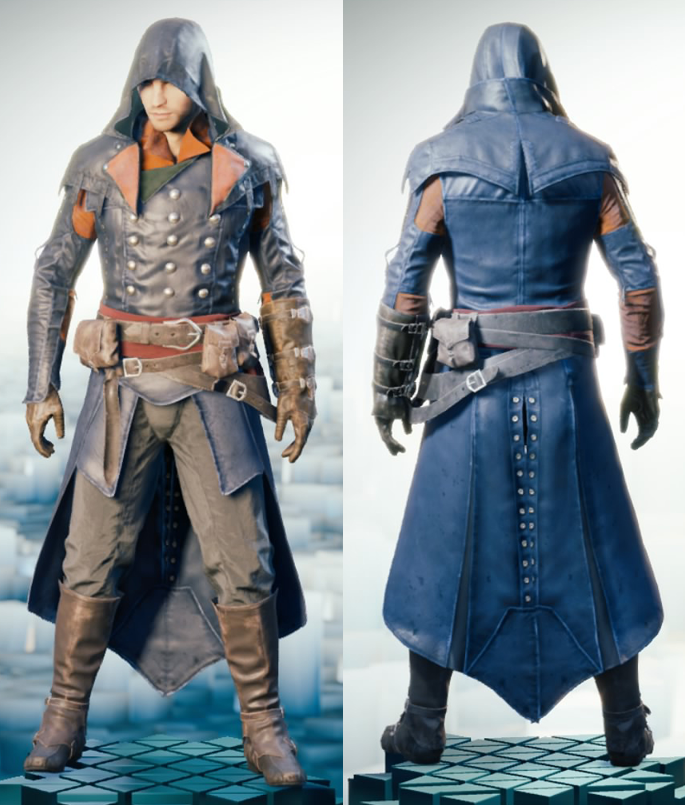 Image - ACU Improved Prowler Outfit.png   Assassinu0026#39;s Creed Wiki   FANDOM powered by Wikia
