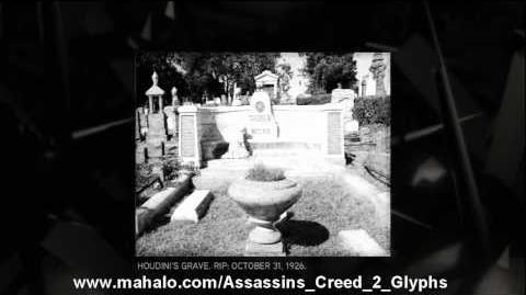 Assassin's Creed 2 Walkthrough - Glyph Puzzle 9 HD