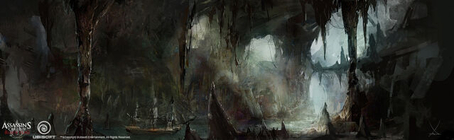 File:Assassin's Creed IV Black Flag - Concept art 13 by kobempire.jpg