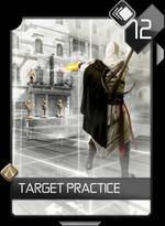 ACR Target Practice