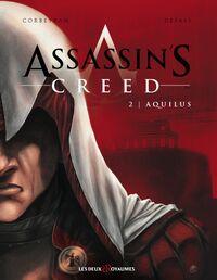 Aquilus Cover