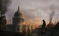 ACS St-Paul's Cathedral - Concept Art