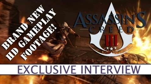Assassins Creed 3 - Homestead BRAND NEW GAMEPLAY AND INFO - Platform32