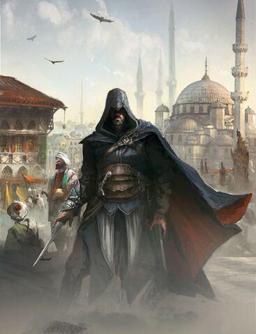 File:ACR Ezio Auditore by Dechambo.jpg