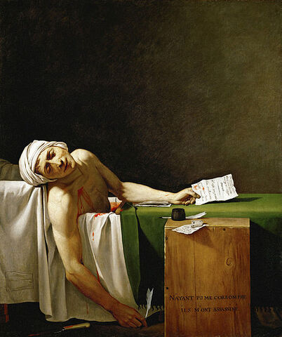 File:Jacques-Louis David - La Mort de Marat.jpg