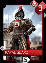 ACR Papal Guard
