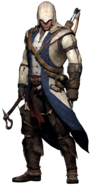 AC3 Connor Render