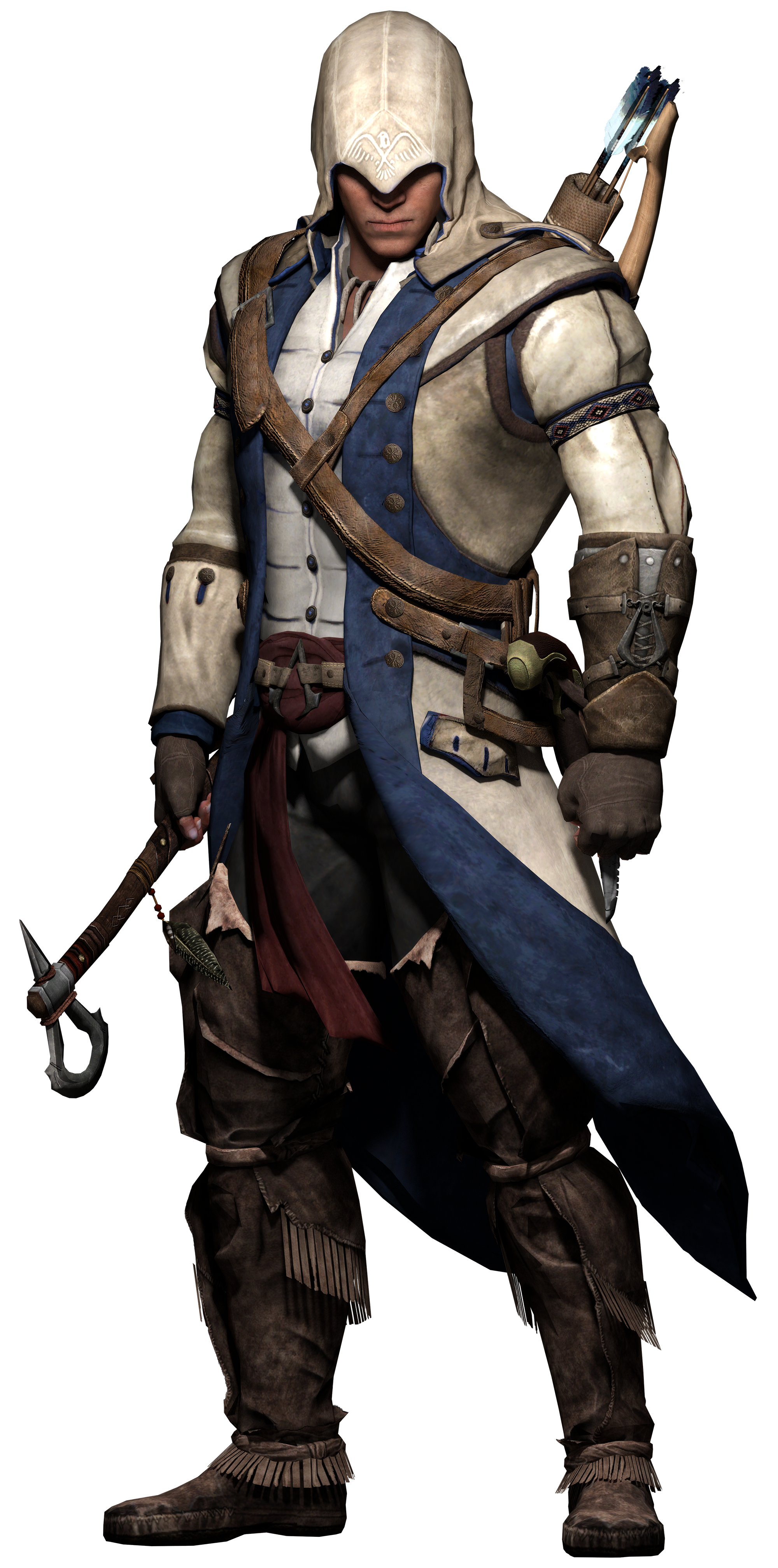 image ac3 connor renderpng assassins creed wiki